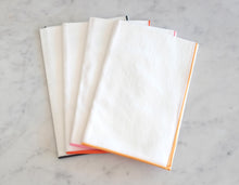 Load image into Gallery viewer, Table Napkins - Rainbow Twill