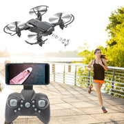 Foldable Quadrocopter HD Drone
