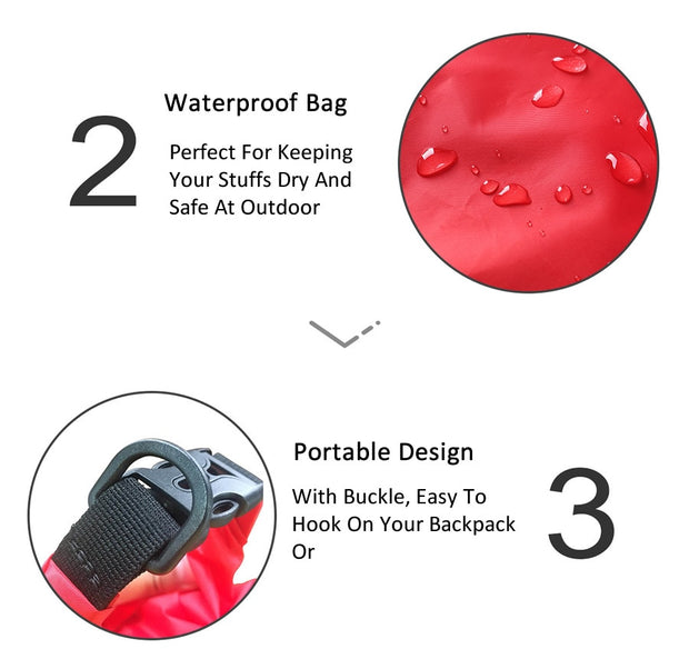 Waterproof First Aid Kit Bag