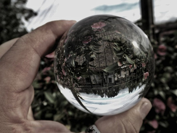 Crystal Photography Glass Ball