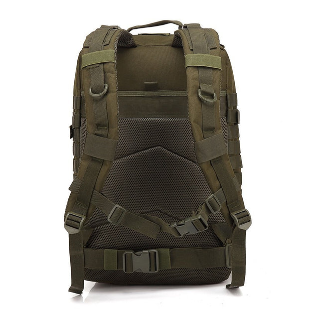 50L Tactical Molle Backpack