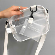 Transparent Jelly Bag