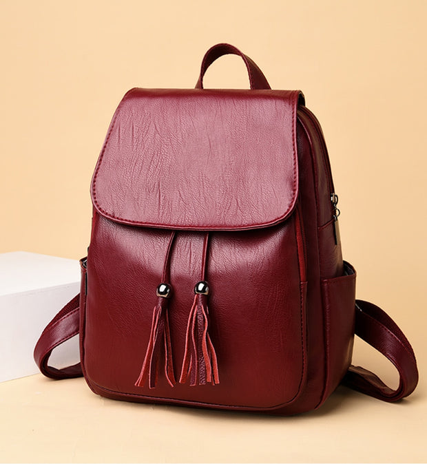 Women's Tassels Smart Bag