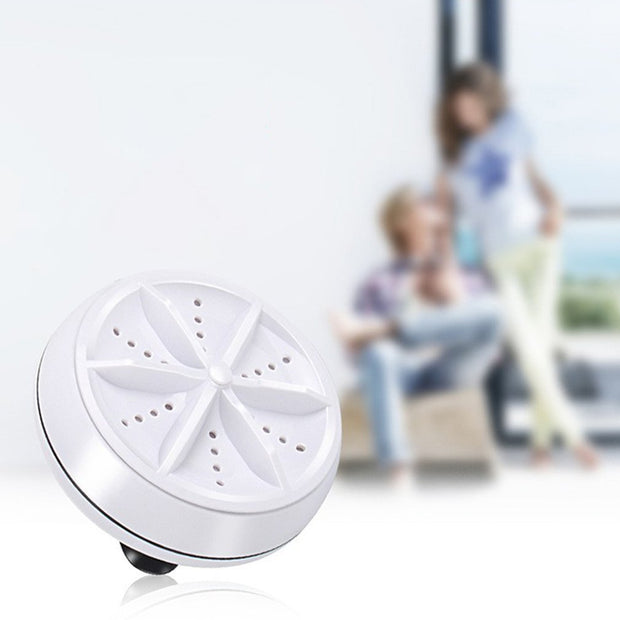 Portable Ultrasonic Washing Machines