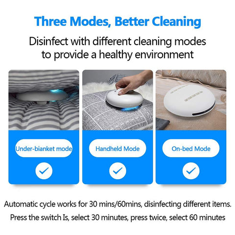 Smart Portable Cleaning Bot