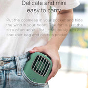 Mini Portable Outdoor Travel Fan