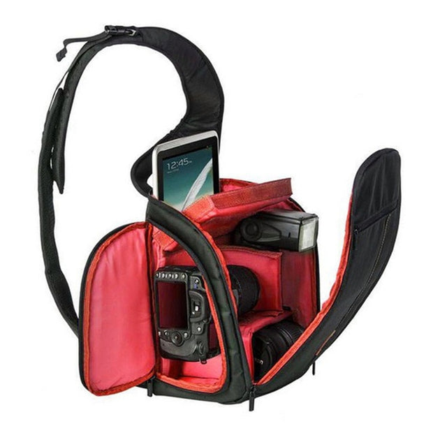 Waterproof DSLR Camera Sling Bag