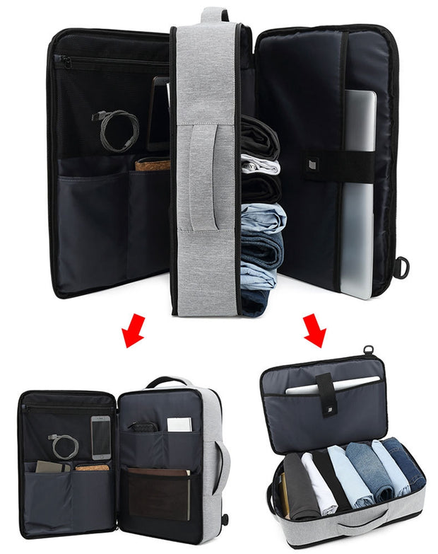 Ultra-Slim Laptop USB Bag