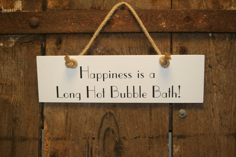 Happiness Bubble Bath