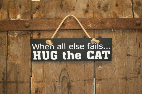 Hug the Cat