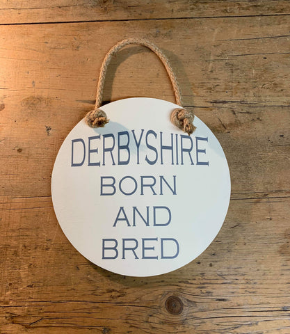 Derbyshire Born And Bred