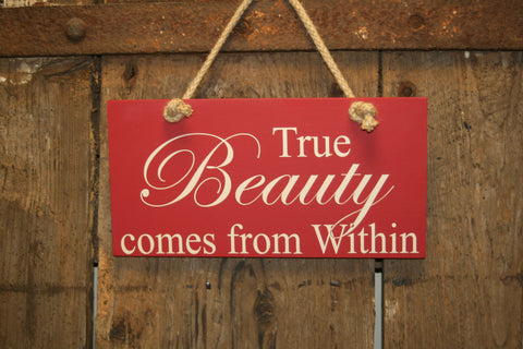 True Beauty Within