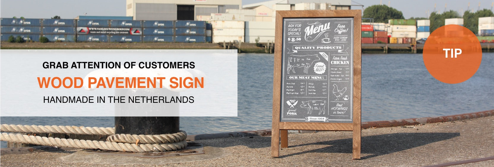 Pavement Signs at display-sign.co.uk