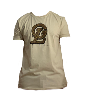 GOLD LABEL BROWN GL TEE