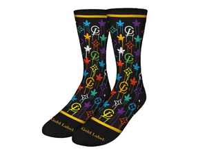 GOLD LABEL MULTICOLOR SOCKS