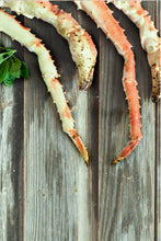 Load image into Gallery viewer, Red King Crab JUMBO - 1lb frozen pack ❄️-finsathome