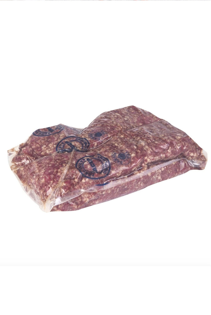 Ground Chuck beef 1lb pack-finsathome