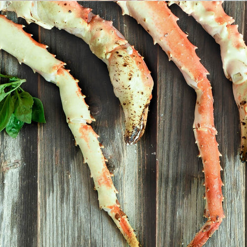 Red King Crab JUMBO - 1lb frozen pack ❄️-finsathome