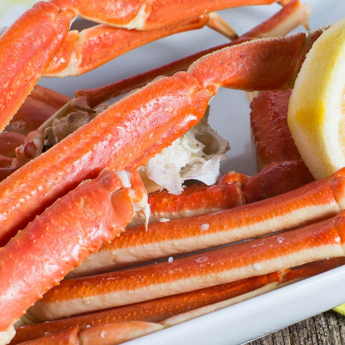 Snow Crab Clusters - Approx. 1.25 lb frozen pack ❄️-finsathome
