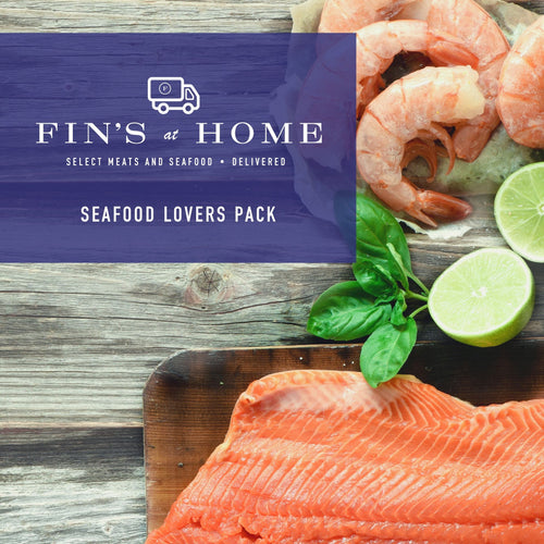 Seafood Lovers Freezer Pack ❄️ **ONLINE ONLY**-finsathome