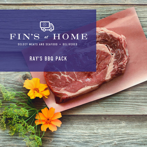 Ray's BBQ Freezer Pack ❄️ **ONLINE ONLY - ONE YEAR ANNIVERSARY SALE**-finsathome