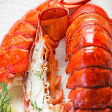 Load image into Gallery viewer, 5-6oz Canadian Lobster Tail - 2 tails ❄️-finsathome