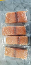 Load image into Gallery viewer, Atlantic Salmon Portions Case Lot-finsathome