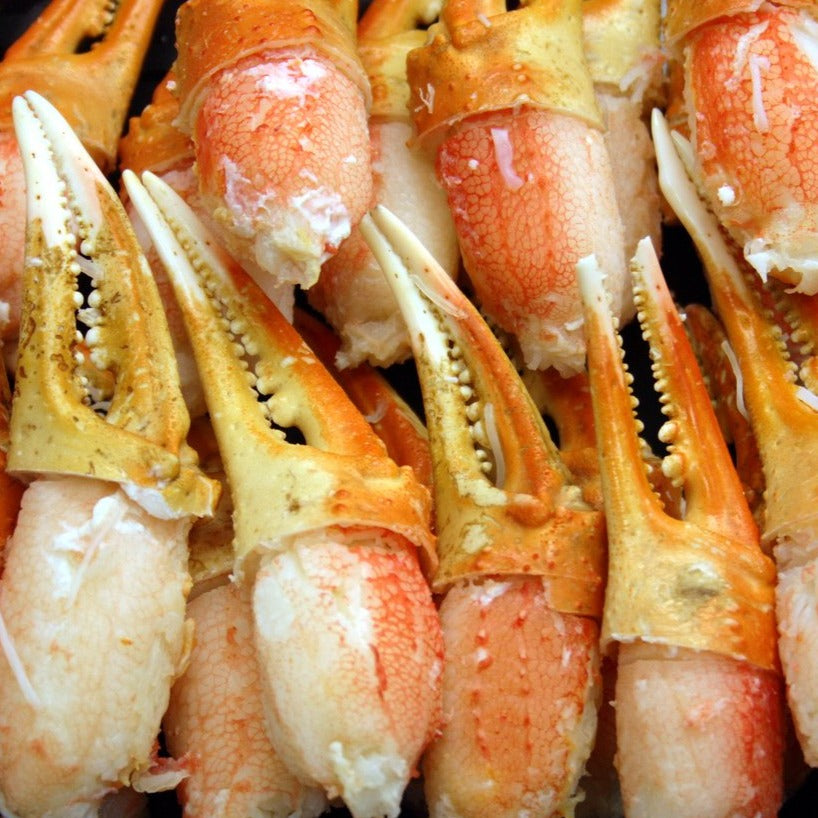 Snow Crab Claws 1LB or 3LB-finsathome