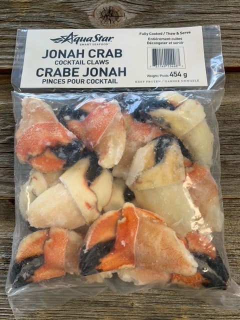 New! Jonah Crab Cocktail Claws 1LB-finsathome