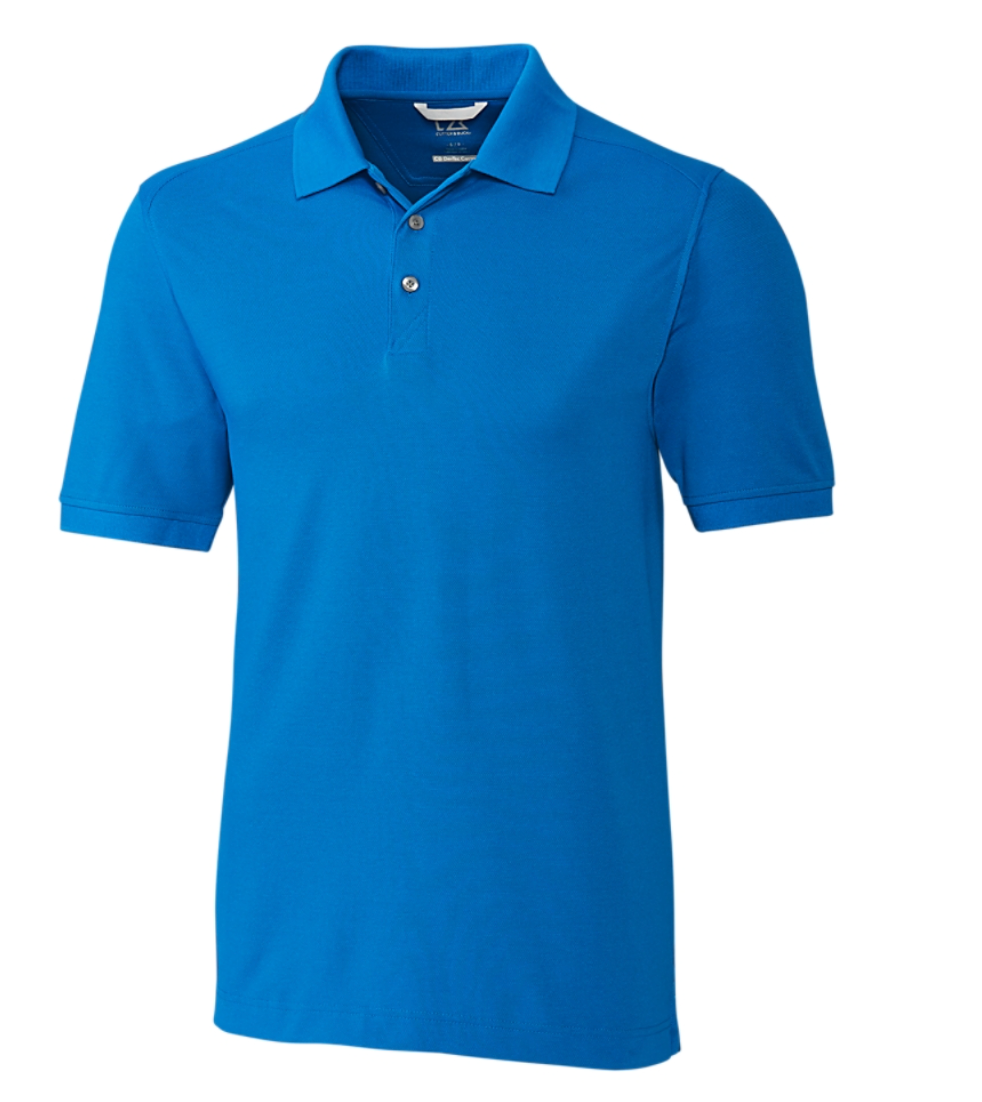 Tall Men's Short Sleeve Polo