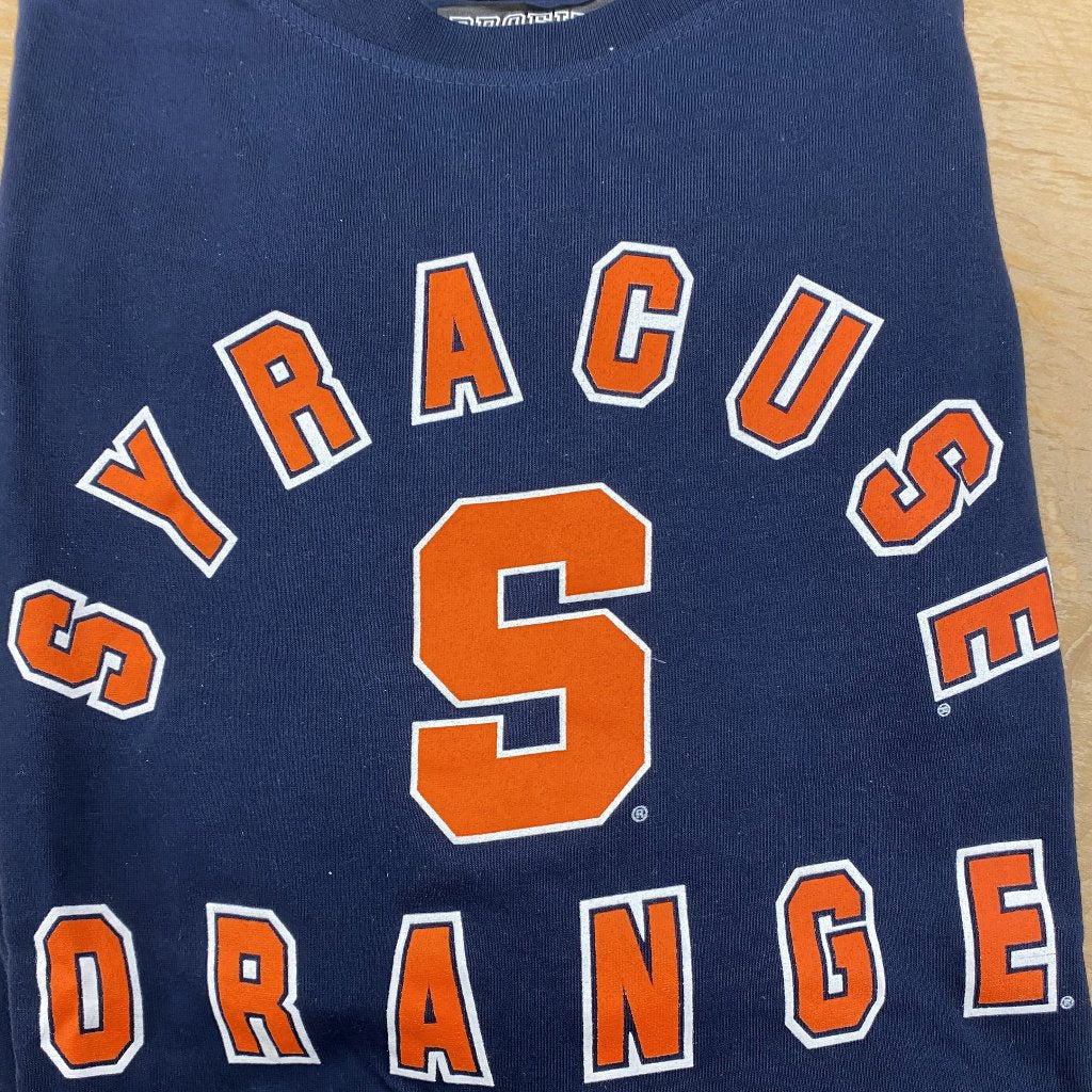 "Big Men's Syracuse ""S""® Long Sleeved Tees"