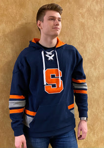 Big Men's SU® Fleece Hockey Style Sweatshirt