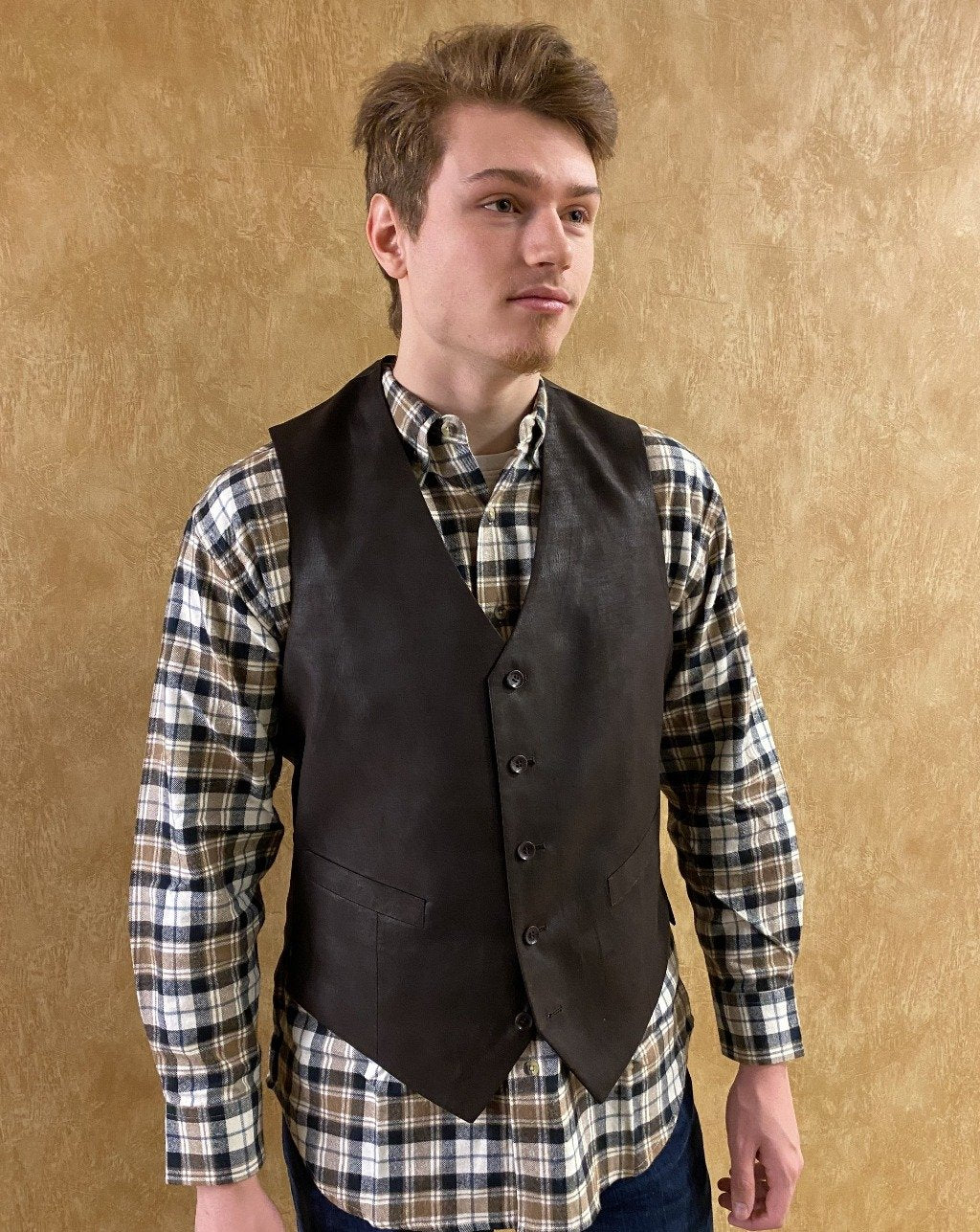 Men's Casual Vest