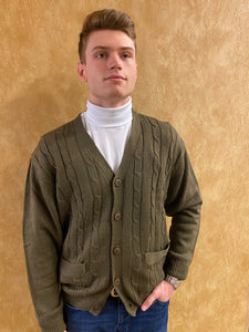Tall Men's Cardigan Sweater