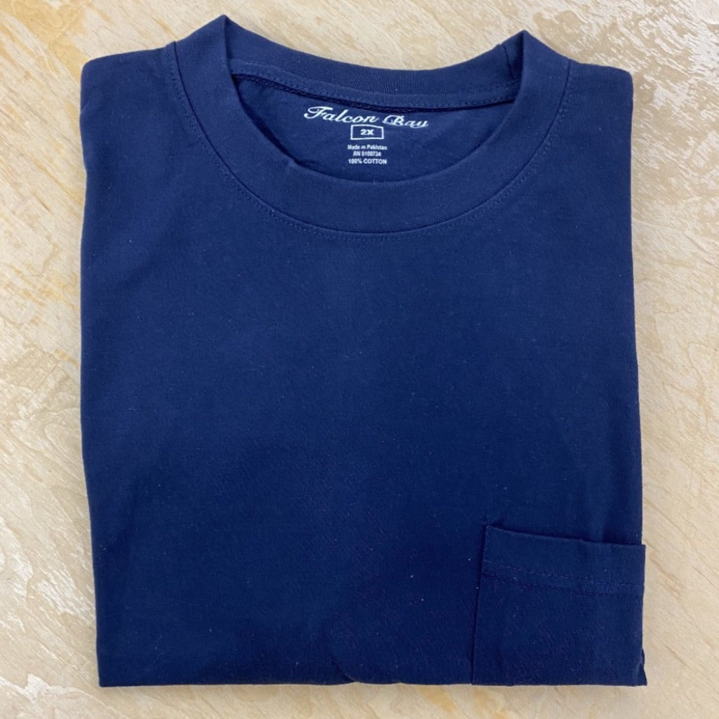 Men's Pocket Tee Shirt