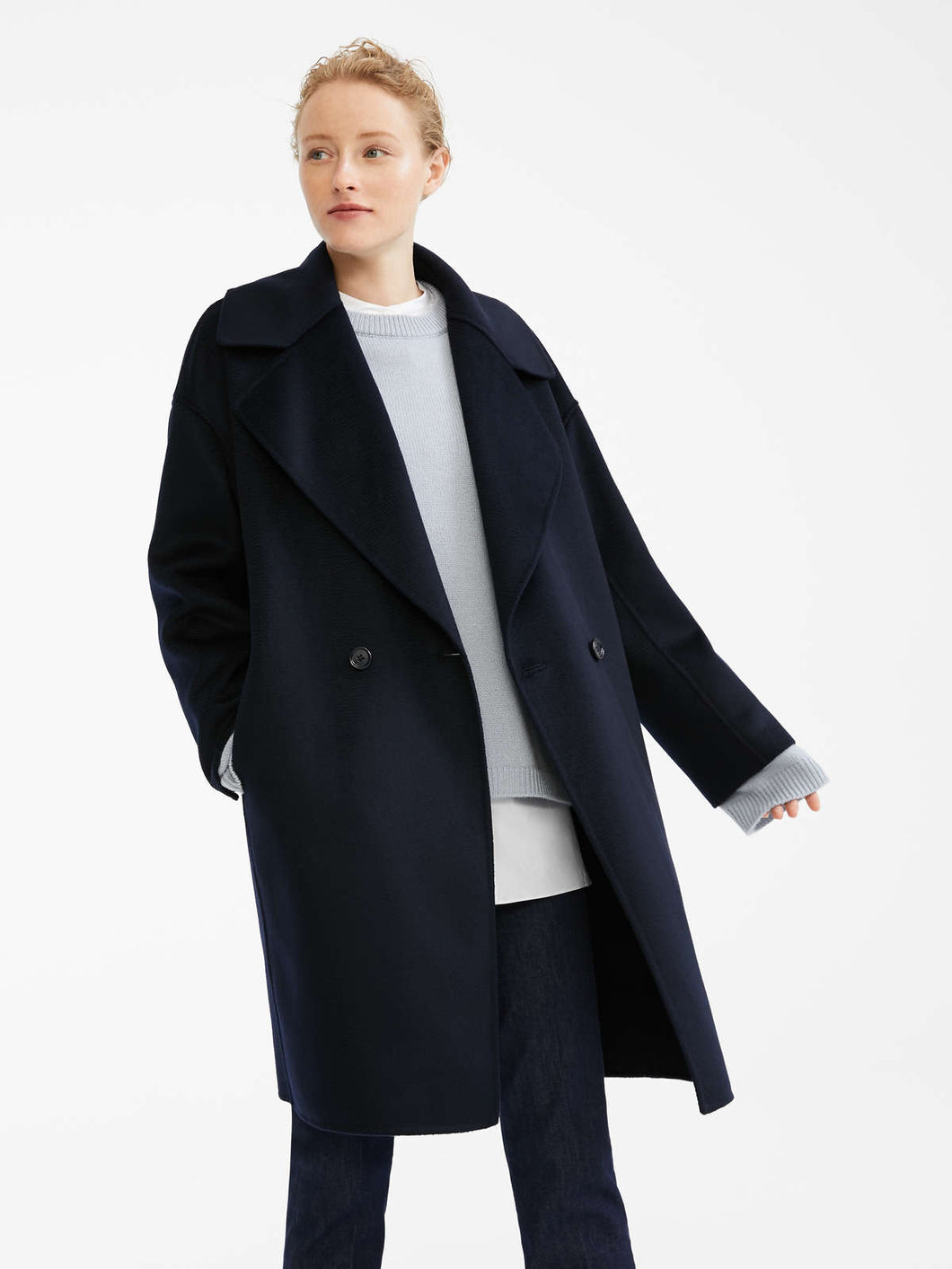 Jas Max Mara Wool and cashmere