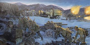 Chosin Fires by James Dietz