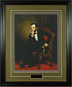 "Lincoln Presidential Portrait, ""In The Hands of The Almighty."""