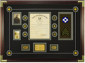 Diplomas, Awards, Memorabilia Custom Framing