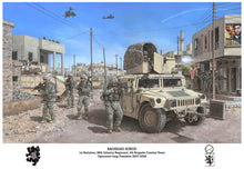 Load image into Gallery viewer, BAGHDAD SURGE by Jody Harmon