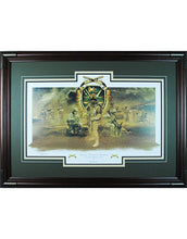 Load image into Gallery viewer, ASSIST, PROTECT, DEFEND by Phil Pierce. FIRST MILITARY POLICE PRINT IN SERIES!