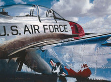 Load image into Gallery viewer, Air Force Reflections by William S. Phillips