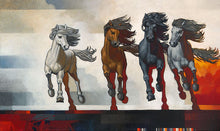 Load image into Gallery viewer, Four Horseman of the New Age by Craig Kosak