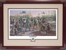 Load image into Gallery viewer, USMA Class of 95 Print - On The High Ground by Mark Churms