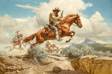 Load image into Gallery viewer, Pony Express by Frank C. McCarthy