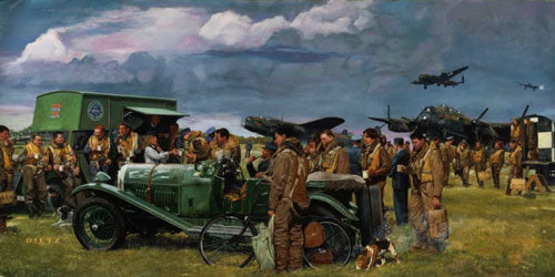 The Bomber Boys by James Dietz