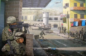 The Liberation of Baqubah by Joe Kline