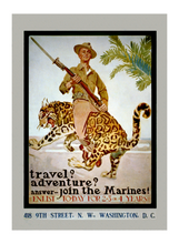 Load image into Gallery viewer, Travel Adventure Join The Marines