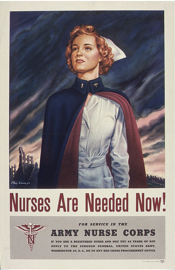 Nurses Are Needed Now