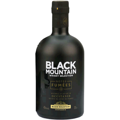 Black Mountain Whisky BM Notes Fumées